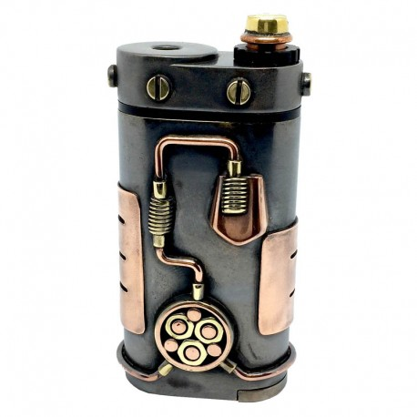 Steampunk Box Mod - Black Patina