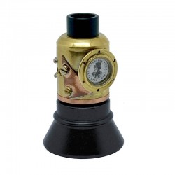 Steampunk RDA Verdampfer