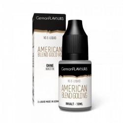 GermanFlavours VG Liquid American Blend Gold