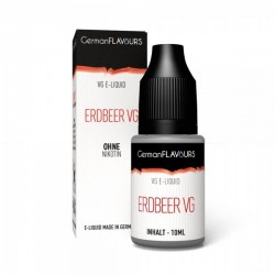 GermanFlavours VG Liquid Erdbeere