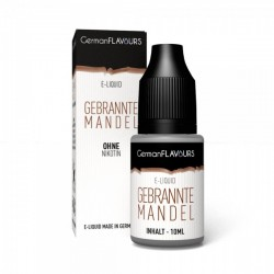 GermanFLAVOURS Gebrannte Mandel Liquid